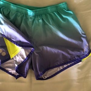Rebook athletic shorts!